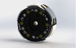Picture of C004 N-R-P Powergrip clutch narrow width PTFE and Alloy shoes
